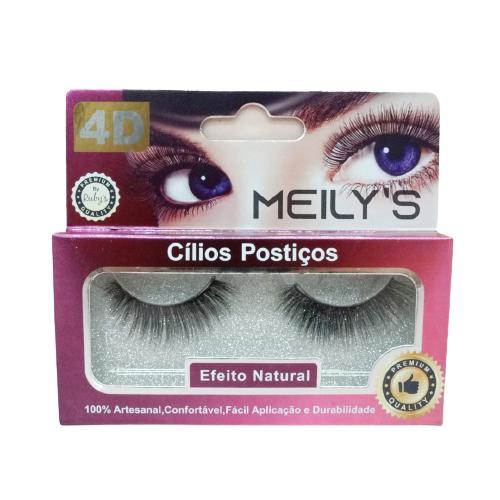 CÍLIOS POSTIÇOS MEILY'S - MCL-4021