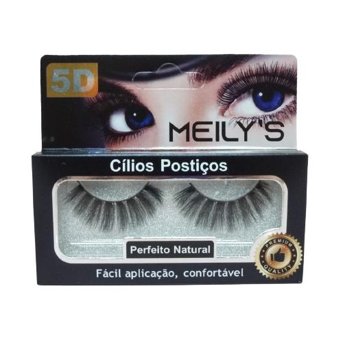 CÍLIOS POSTIÇOS MEILY'S - MCL-5010