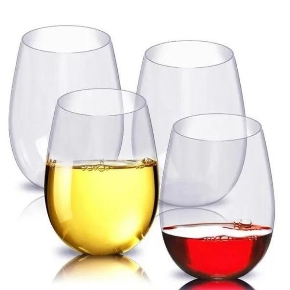 Copo baixo para vinho 535 ml