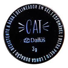 DELINEADOR EM GEL CAT DAILUS