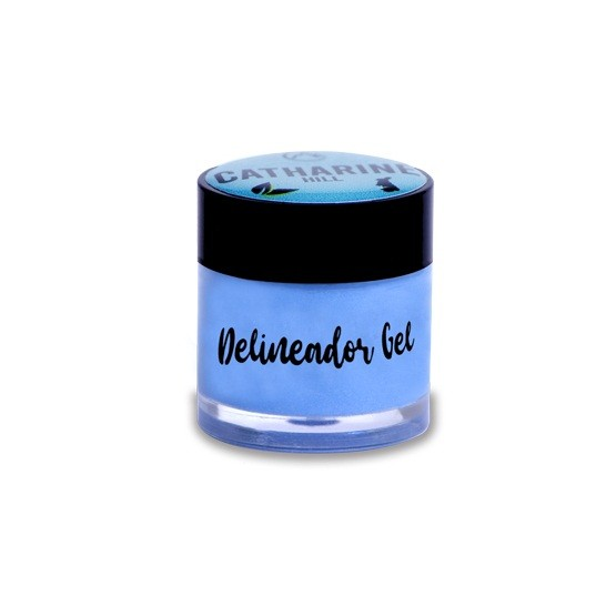 DELINEADOR GEL COLORIDO CATHARINE HILL - BLUEBERRY