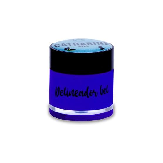 Delineador em gel colorido Catharine Hill - grape
