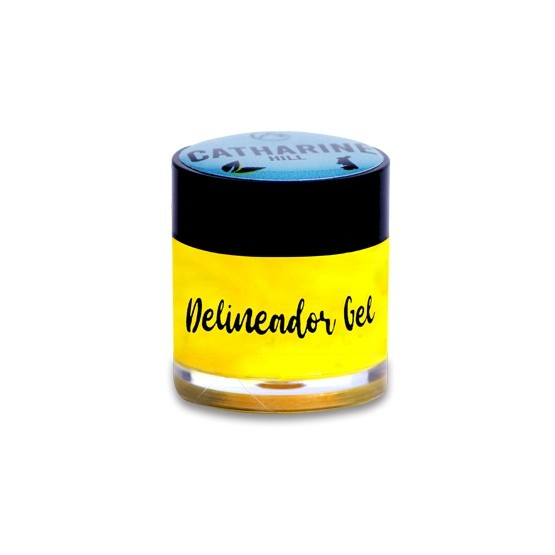DELINEADOR GEL COLORIDO CATHARINE HILL - LEMON