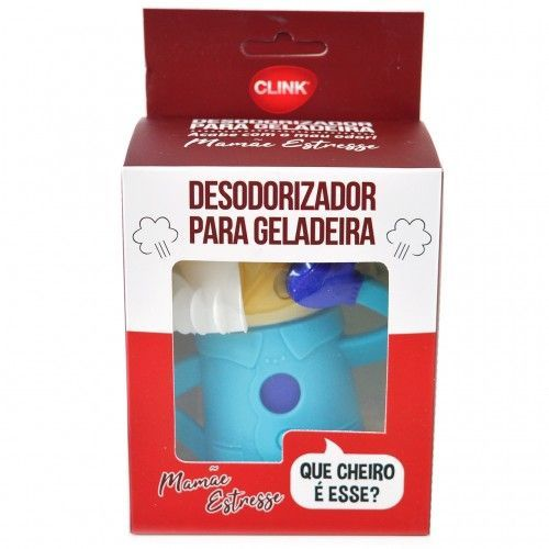 DESODORIZADOR DE GELADEIRA