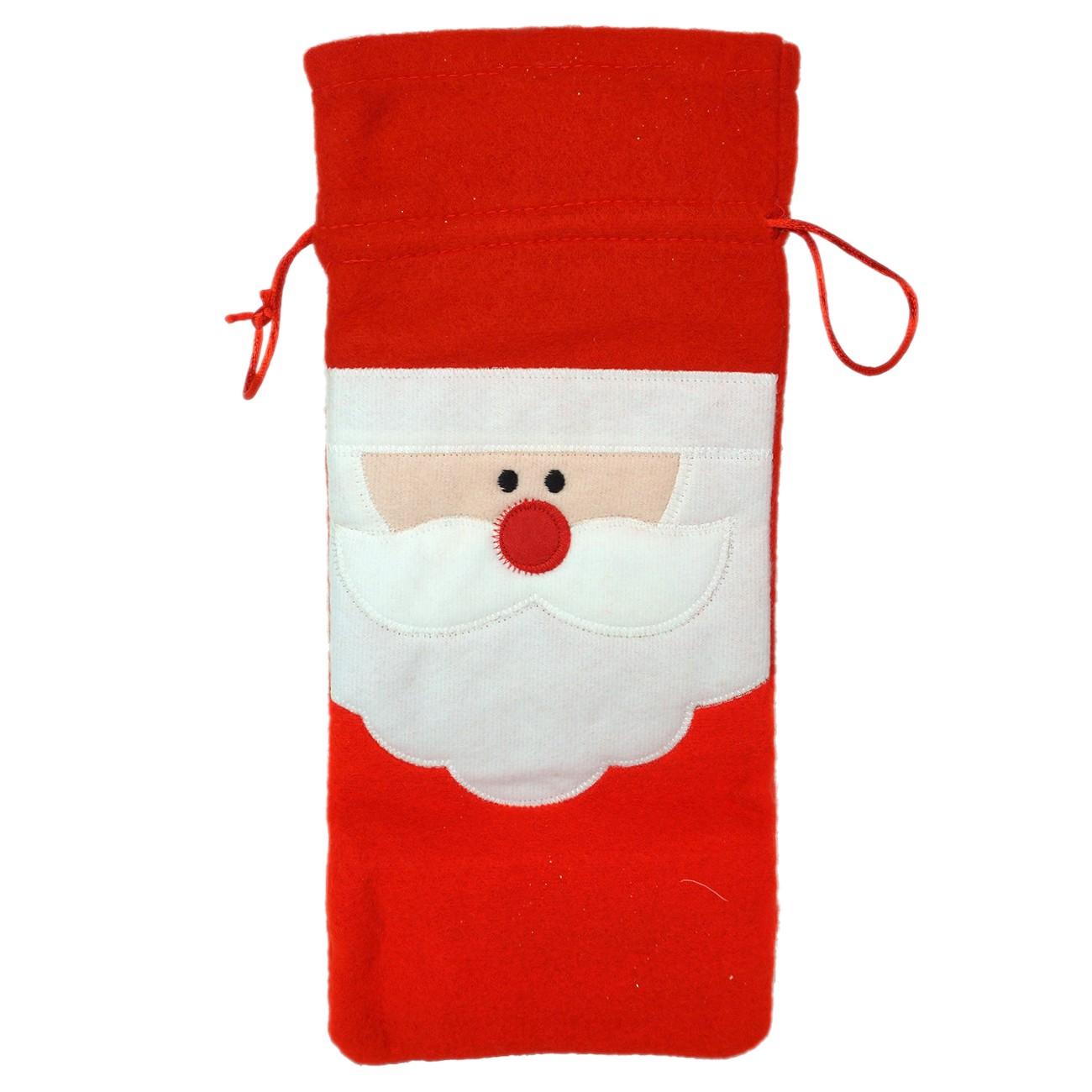 Saco para presente de Natal 14x33