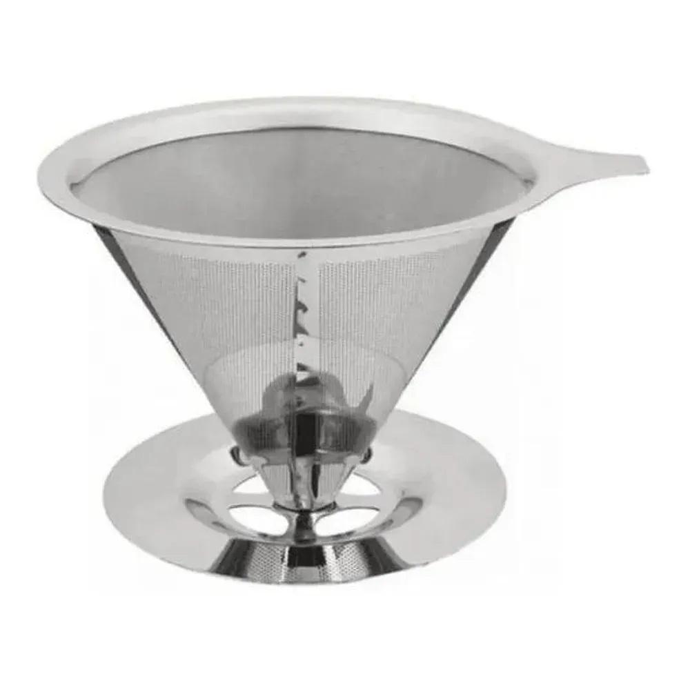 Filtro coador de café em inox P