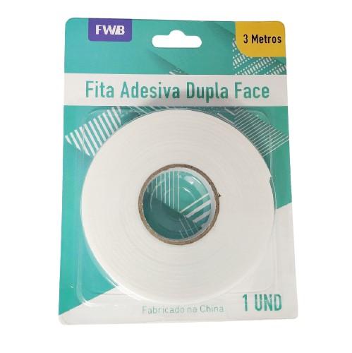 FITA ADESIVA DUPLA FACE 3 M