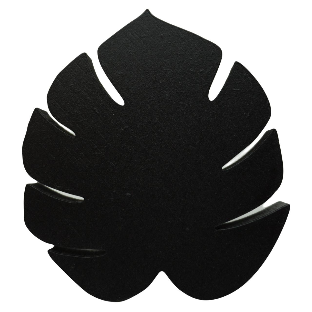 Gancho de madeira Costela de Adão preta