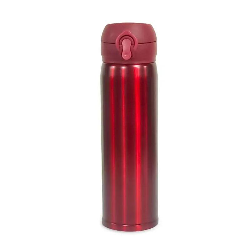 Garrafa térmica em inox 450 ml
