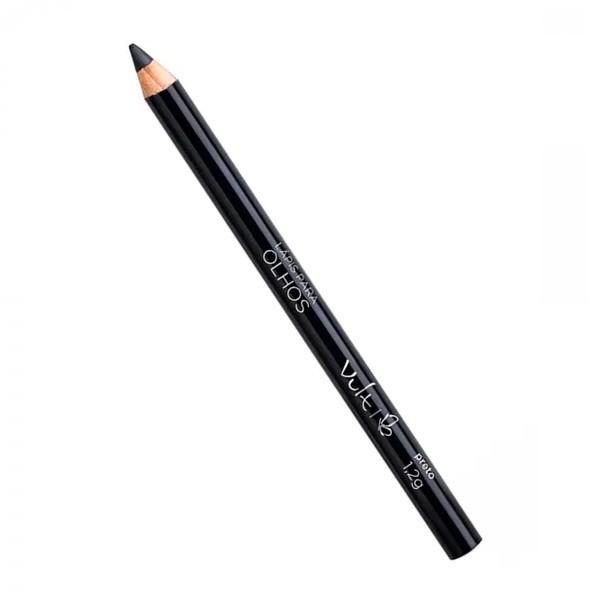 Lápis delineador de olhos Vult - preto