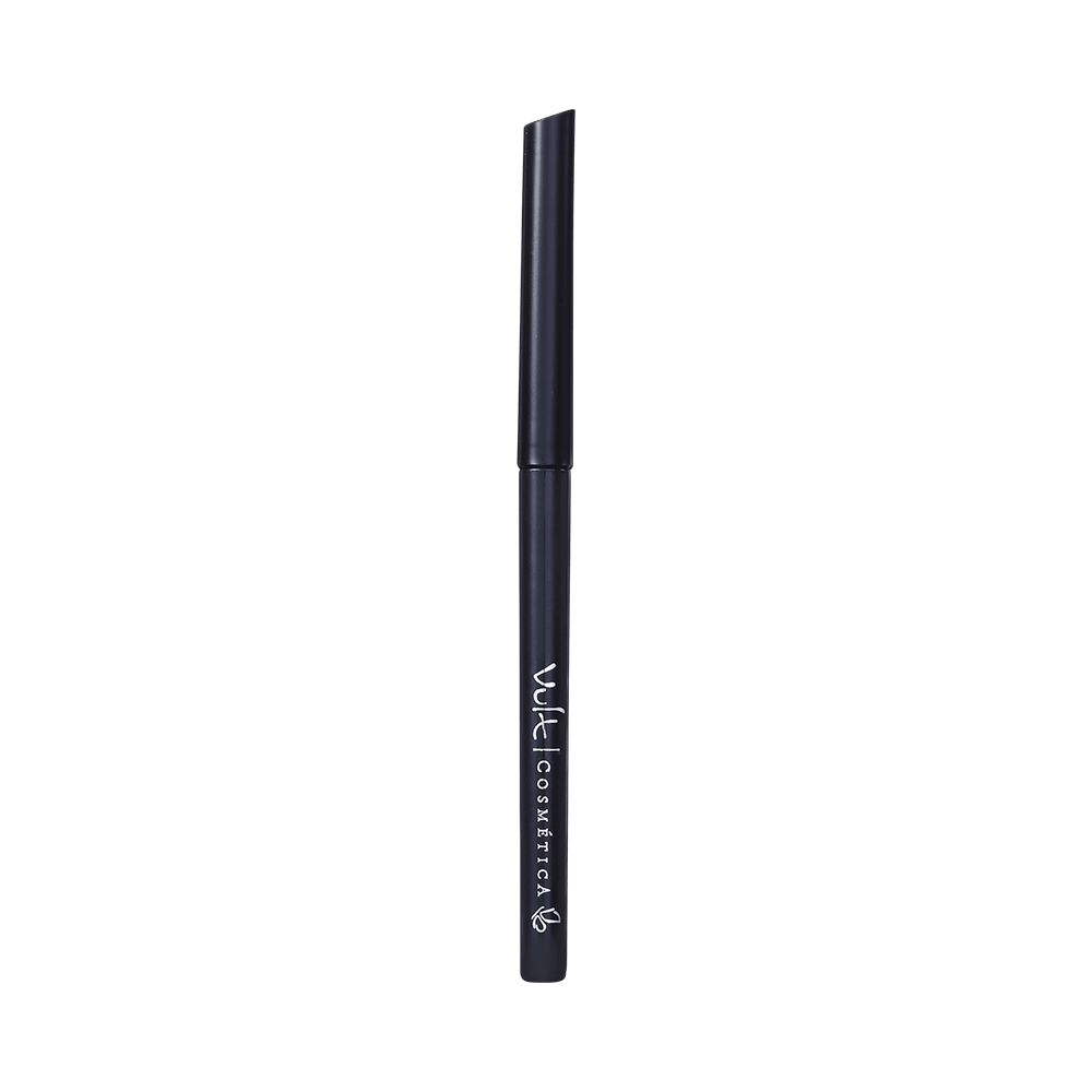 Lápis delineador de olhos Vult - total black