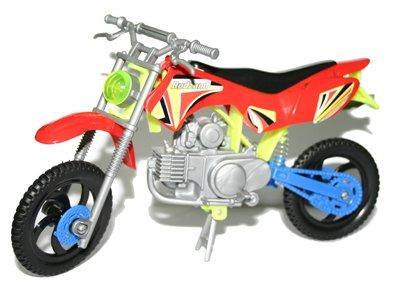 MOTO DE BRINQUEDO MOTOCROSS