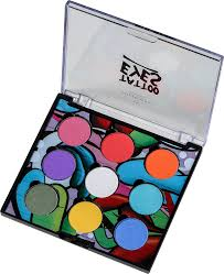 PALETA DE SOMBRAS TATTOO EYES 9 CORES