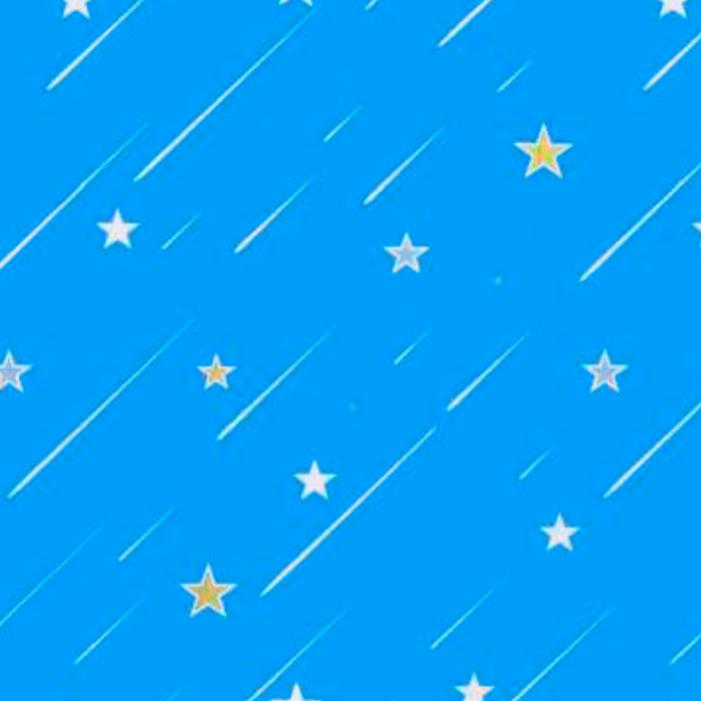 Papel de parede azul com estrelas 5M
