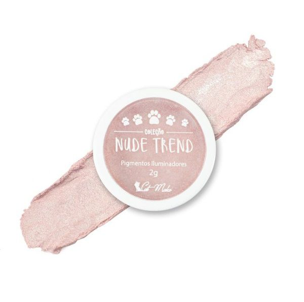 PIGMENTO ILUMINADOR  NUDE TREND 03 BLUSH CAT MAKE