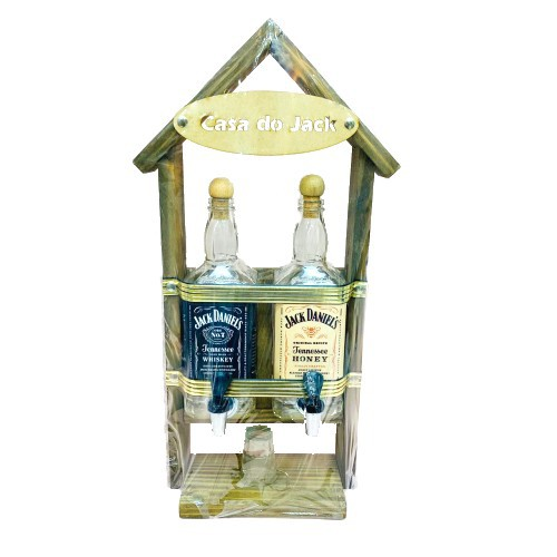 Pingômetro duplo Casa do Jack Daniel's