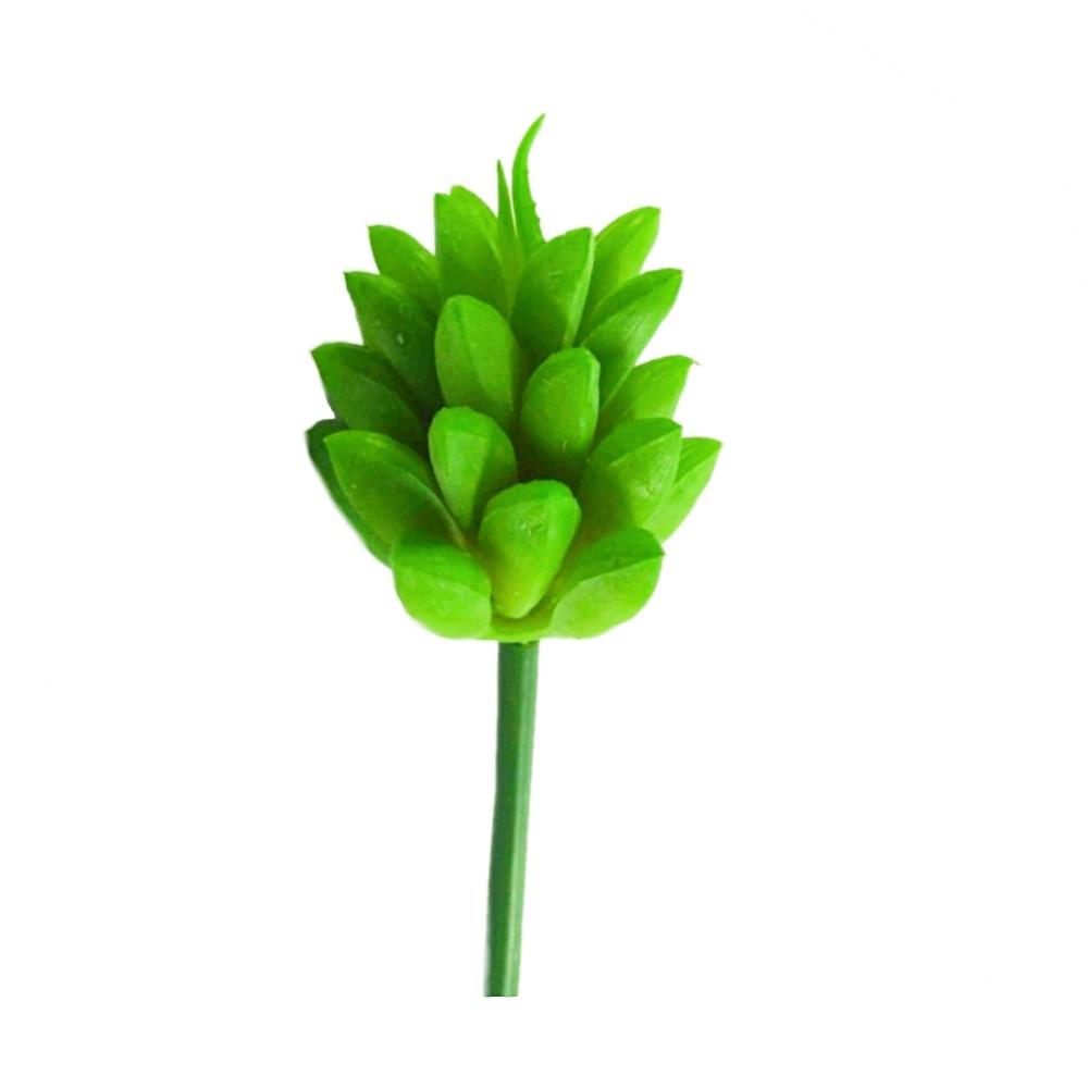 Planta artificial Suculenta 9 cm