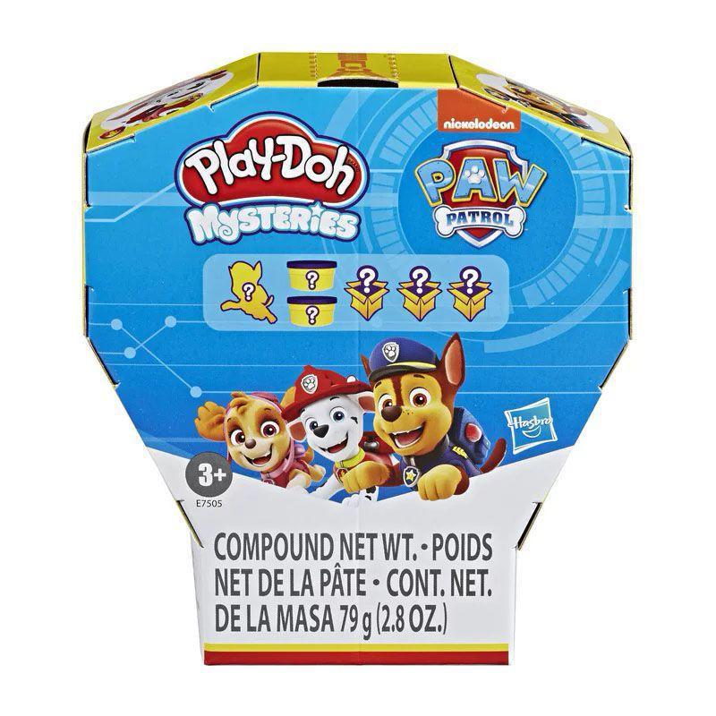 Massinha Play-Doh surpresa Patrulha Canina Hasbro