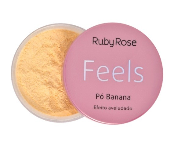 PÓ BANANA FEELS RUBY ROSE