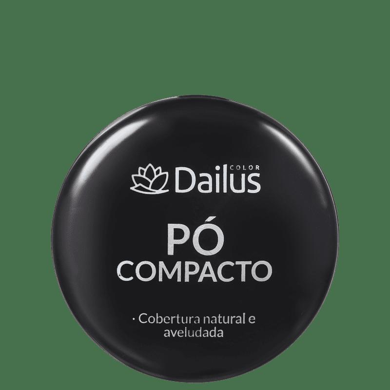PÓ COMPACTO DAILUS 02 BEGE CLARO