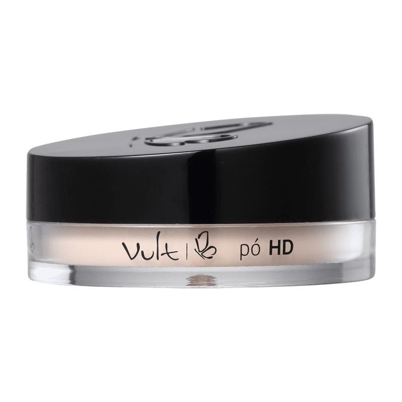 Pó facial HD Vult - translúcido