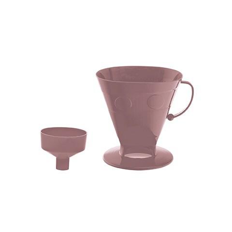 Suporte para filtro de café com adaptador
