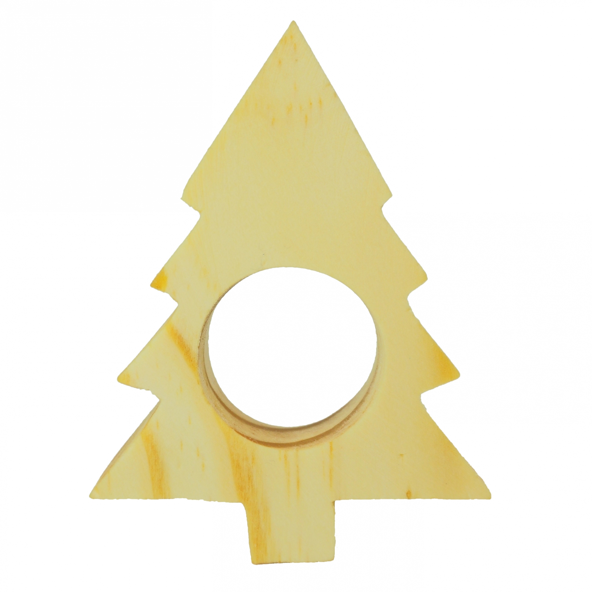 Anel porta guardanapo Árvore de Natal