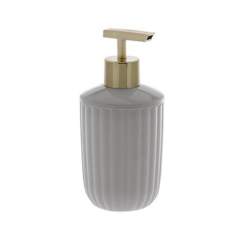Porta sabonete líquido Canelatta creme