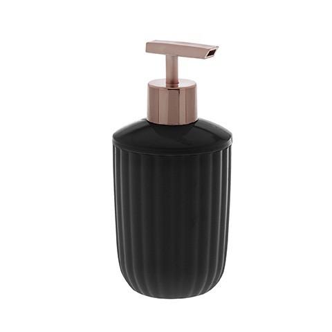 Porta sabonete líquido Canelatta preto
