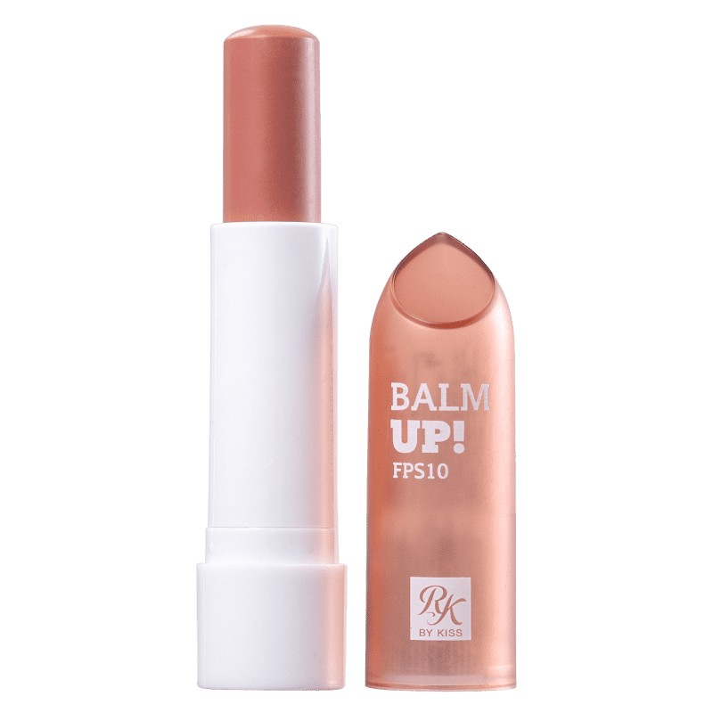 Protetor labial Balm UP! FPS10 RK by Kiss - look up