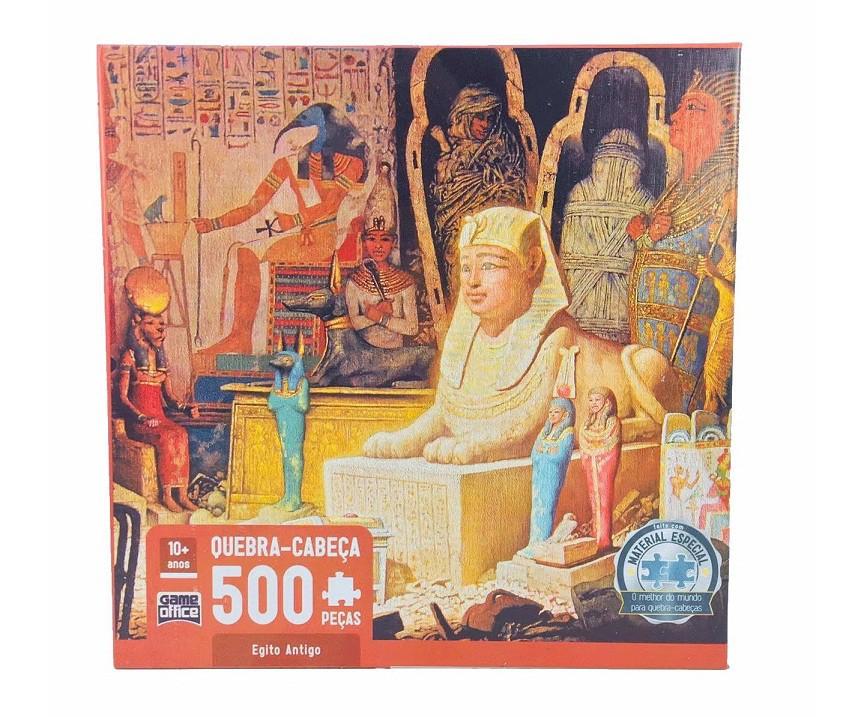 QUEBRA CABEÇA 500 PEÇAS - EGITO ANTIGO 2692