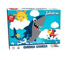 QUEBRA CABECA TUBARAO 24 PCS