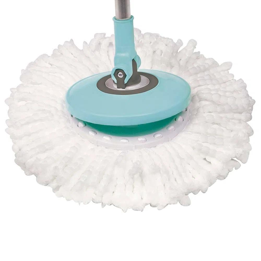 Refil para esfregão Mop Limpeza Prática