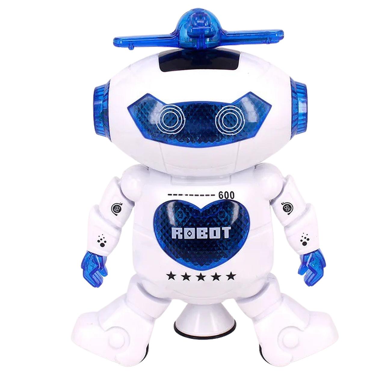 Robô dançante Dance Robot Trek