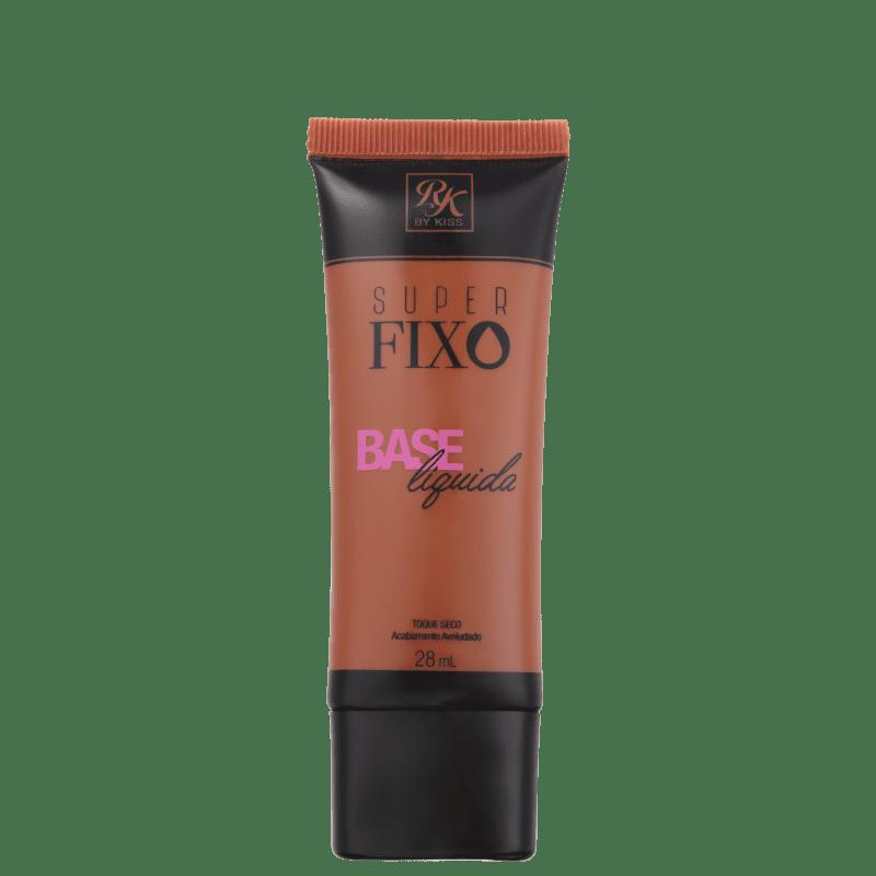RUBY KISSES SUPER FIXO BASE LÍQUIDA - CHOCOLATE
