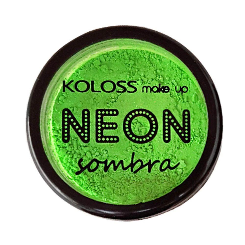SOMBRA KOLOSS NEON LEMON FLUO