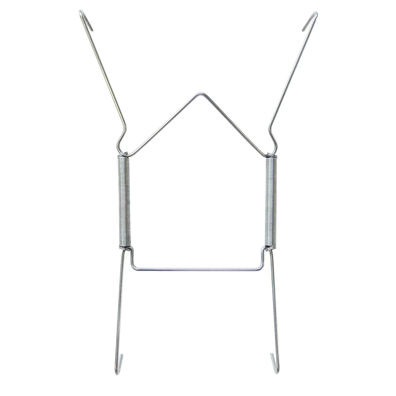 Suporte expositor para pratos 16-19 cm