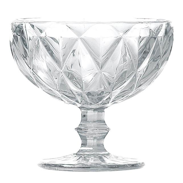 Taças de vidro Diamond Lyor 6 peças