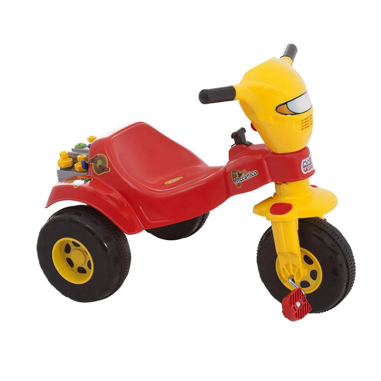 Triciclo Tico Tico Mecânico
