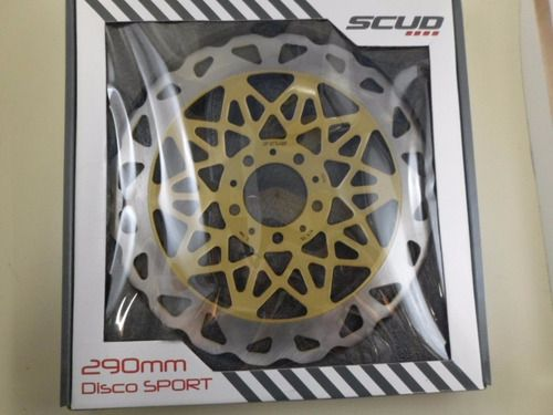 Disco Freio Titan 150 Fan 150 2009 A 2013 290 Mm - Scud