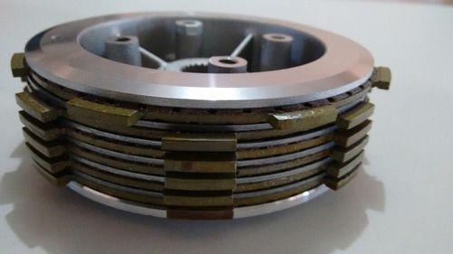 Kit Embreagem Titan 150 Fan 150 Bros 150 6 Discos/molas