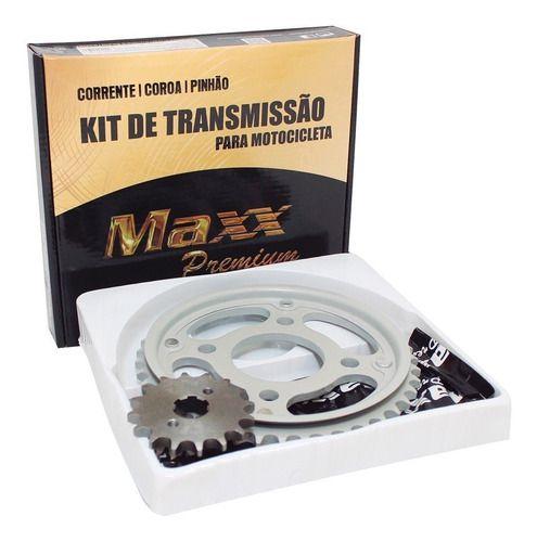 Kit Relação Suzuki Yes 125 Intruder 125 Aço 1045