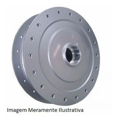 Cubo Roda Traseira + Lona Titan 150 2004 A 2014 Fan 150