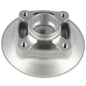 Flange Cubo Roda Traseira Coroa + Rolamento Coroa Titan 150