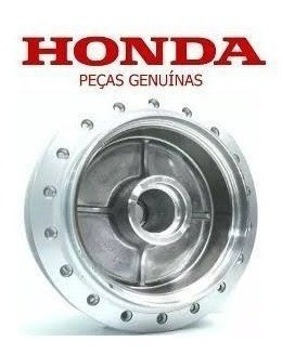 Cubo Roda Traseira Titan Fan 150 Start 160 Original Honda