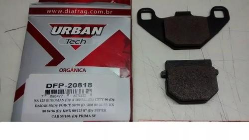 Pastilha Freio Dianteira Burgman