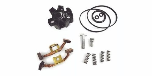 Escova E Reparo Motor Arranque Cb 300 Xre 300