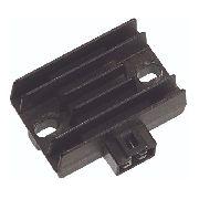 Regulador Retificador Voltagem Ybr 125 Factor 14 Fazer 150