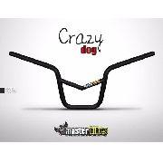 Guidao Master Crazy Dog C Barra Titan Ybr + Manopla Spencer