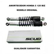 Amortecedor Traseiro Honda Biz 125 Par